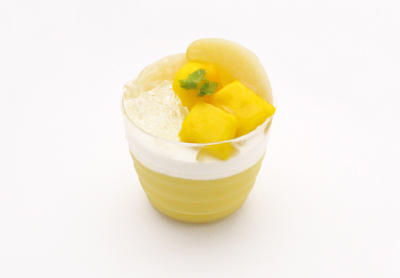 マンゴーカップデザート